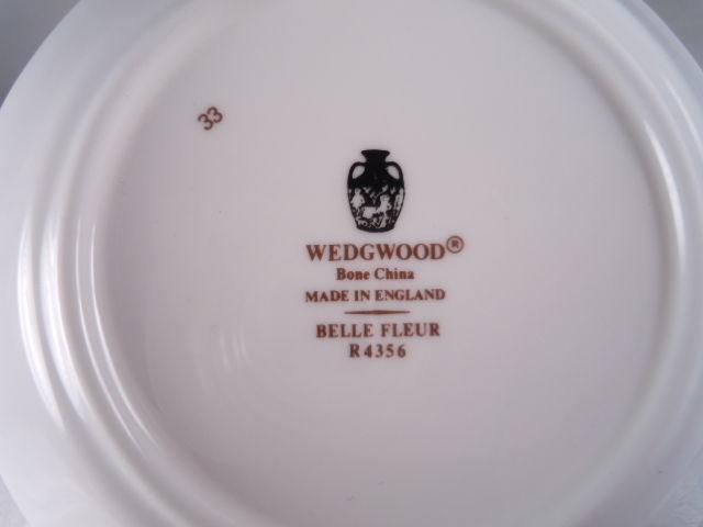 Wedgwood Belle Fleur Oval Serving Platter image 2