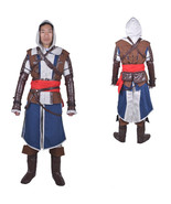 Assassin's Creed IV 4 Black Flag Edward Kenway Outfit Costume Cosplay - $179.10