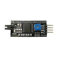 New IIC / I2C Schnittstellen LCD1602 2004 LCD-Adapterplatte für Arduino  - $5.99