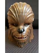 Disney Parks Star Wars Force Awakens Chewbacca Stein Drink Cup Mug Souvenir - $8.86