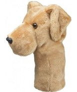 Yellow Lab Daphne Head Cover 460cc Drivers and Fairway Woods - $22.72