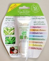 Acne Gel Herbal Organic Natural Facial Skin Care Anti Pimples Prim Perfe... - $7.69
