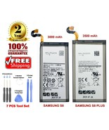 Battery For Samsung Galaxy S8 / S8 Plus Internal Replacement with Free T... - $9.65+