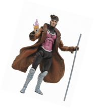 DIAMOND SELECT TOYS Marvel Select: Gambit Action Figure - $27.82