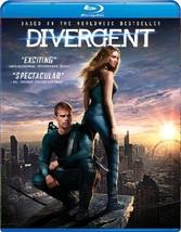 Divergent [Blu-ray + DVD]