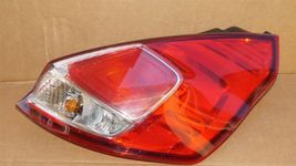 14-17 Ford Fiesta MK7 Hatchback Rear Taillight Tail Light Lamp Passnger Right RH image 4