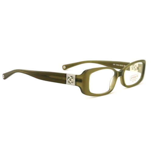 227453f3a236 Authentic COACH 6006B 5042 Eyeglasses Olive and similar items