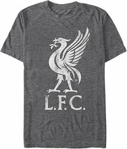 Official Apparel Liverpool Soccer Club Bird Logo T Shirt. - $24.99