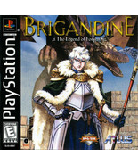 Brigandine Legend Of Forsena PS1 Great Condition Fast Shipping - $199.93