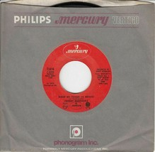 Johnny Rodriguez Ridin' My Thumb To Mexico b/w Release Me 45-rpm Record - $7.99
