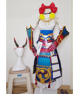 Fate/Grand Order Archer Tomoe Gozen Stage 3 Cosplay Armor Buy - $519.00