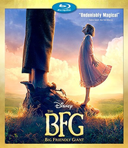 Disney's The BFG [Blu-ray + DVD]