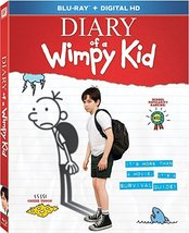 Diary Of A Wimpy Kid [Blu-ray + Digital] New