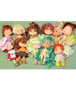 Vintage STRAWBERRY SHORtCAKE Doll and Baby Lot TLC For Repair or Reborn ... - $29.70