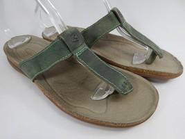 Keen Dauntless Women's Flip Flops Size US 7 M (B) EU 37.5 Burnt Olive