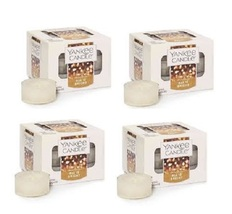 Yankee Candle All Is Birght 12 Pack Scented Tea Lights - x4 - $43.50