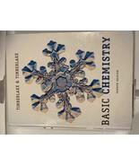 Basic Chemistry by Karen C. Timberlake and William Timberlake (2012, Har... - $24.70