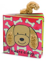 Jellycat Board Books, If I Were a Dog Book - 6 inches - $16.49