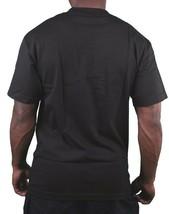 Dissizit Mens Black Cali Cruiser Bear Skateboarding T-Shirt SST12-595 NWT image 2