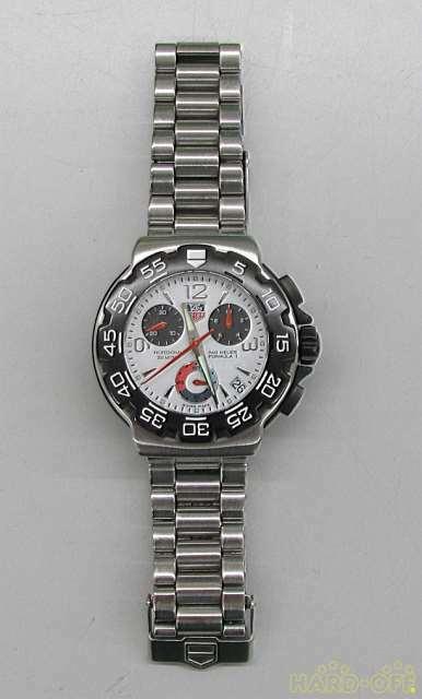 Tag Heuer Formula 1 Cac1111 0 Quartz Analog Watch image 4