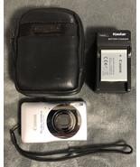 Canon PowerShot SD1300 IS - 12.1MP Digital Camera - SILVER - $19.79