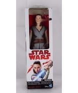 Star Wars Rey Jedi Training the Last Jedi Action figure - $4.99