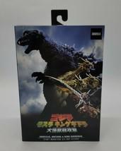"NECA 2001 Godzilla ""Atomic Blast"" 12"" Head To Tail Action Figure Window Box New! - $49.38"