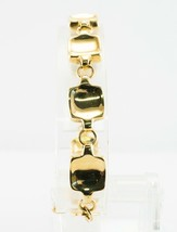 Robert Lee Morris 18K Yellow Gold Bracelet Toggle Clasp - £1,401.55 GBP
