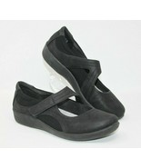 Clarks Size 9.5 Collection Cloudsteppers Sillian Bella Mary Jane Flats B... - $30.39