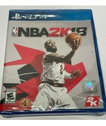 NBA 2K18, Kyrie Irving, PS4 PlayStation 4 Game, New and Sealed - $7.91