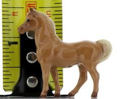 Hagen Renaker Miniature Horse Tiny Chestnut Stallion Ceramic Figurine image 2