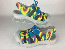 Keen Waterproof Sandals Tye Dye Multicolor Outdoor Shoes Womens US Size ... - €21,59 EUR