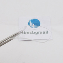 For FRANCK MULLER Watch 38.1mm X 24.7mm X 1mm Glass Crystal Spare Part C87L - $37.30