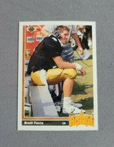 1991 Upper Deck #13 Brett Favre RC - $9.90