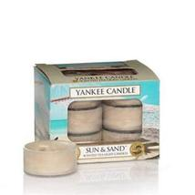 Yankee Candle Sun and Sand 12 Tea Lights - $12.99