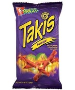Takis Fuego Rolled Corn Tortilla Hot Chips - $10.84
