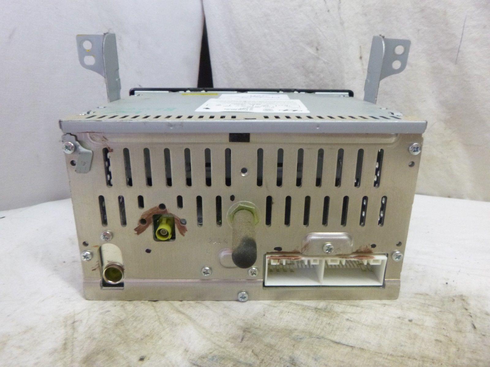 13 14 Hyundai Sonata Radio Cd Player MP3 Blurtooth 96170-3Q0004X NOB12