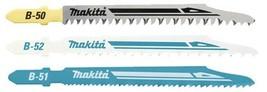 Makita B-06292 Super Express Jigsaw Blades Pack Of 3 73MM Bosch Metabo Festool - $3.95