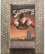 Superman II - Warner Home Video VHS - New/Factory Sealed w/Ultra Rare Wa... - $2,850.00