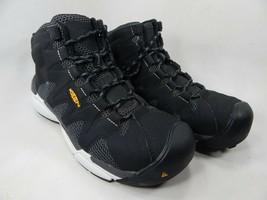 Keen San Antonio mi Taille 8.5 M (D) Eu 41 Homme Aluminium Orteil Travail Shoes - $76.23