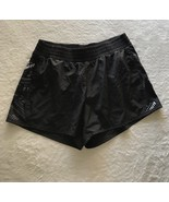 Tek Gear Running Shorts With Built In Liner, Size Small, Black - $10.99