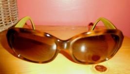 Coach Womens L001 HC8001 Tortoise/Brown Gradient Lens Sunglasses Authentic - $35.00