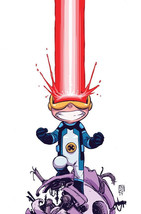 CYCLOPS #1 YOUNG VARIANT  2014  EST RELEASE DATE  05/07/2014 - $4.99