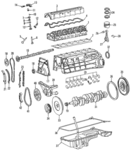 Genuine  Remanufactured-Nozzle Holder 003-017-29-21-80 - $108.64