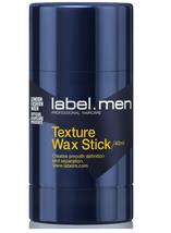 label.m label.men Texture Wax Stick, 40ml