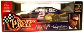 Rusty Wallace Race Car From Winners CIRCLE-ELVIS EDITION-1/24 Scale - $21.37
