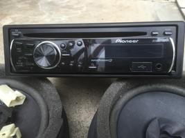 Pioneer Tuner CD MP3 USB / AUX Car Stereo w/ 4 ... - $79.99