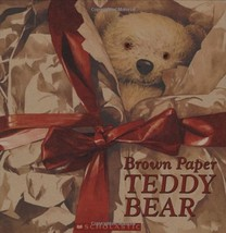 Brown Paper Teddy Bear Catherine Allison and Neil Reed - $10.02