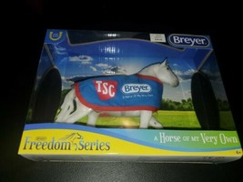 Breyer Freedom Series 1:12 Scale Horse with TSC Exclusive Blanket [New] - $34.60
