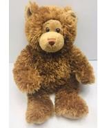 "Build A Bear BAB Dark Brown Bear 16"" Plush Workshop - $27.71"